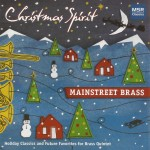 Christmas Spirit CD Cover